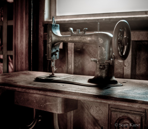A Stitch in Time - John Muir House
