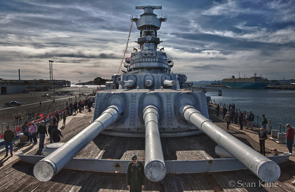 BB-61, USS Iowa